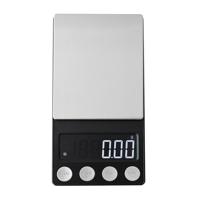 不鏽鋼電子秤 500g [LifeShopping][現貨]料理秤 廚房秤 口袋秤 咖啡秤 (非交易用秤)
