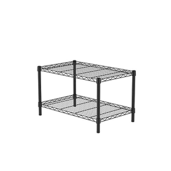 特力屋烤漆鐵網75x35公分(黑)