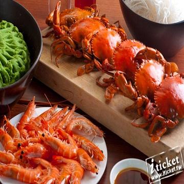 海港平日下午茶漢來海港自助餐廳平日自助下午茶券-一套三張