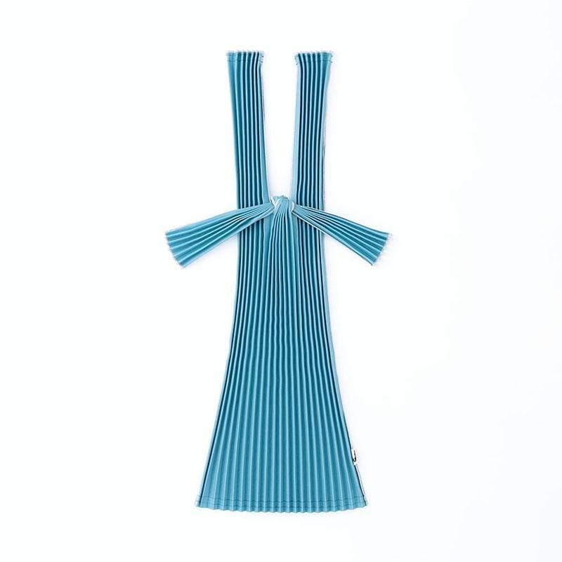 PLECO 百摺包 S - 藍灰