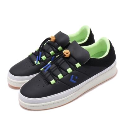 CONVERSE PRO LEATHER OX BLACK/JET STREAM 男女鞋 166597C
