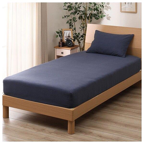 純棉多種厚度適用床包 法蘭絨 NV O 20 雙人 NITORI宜得利家居