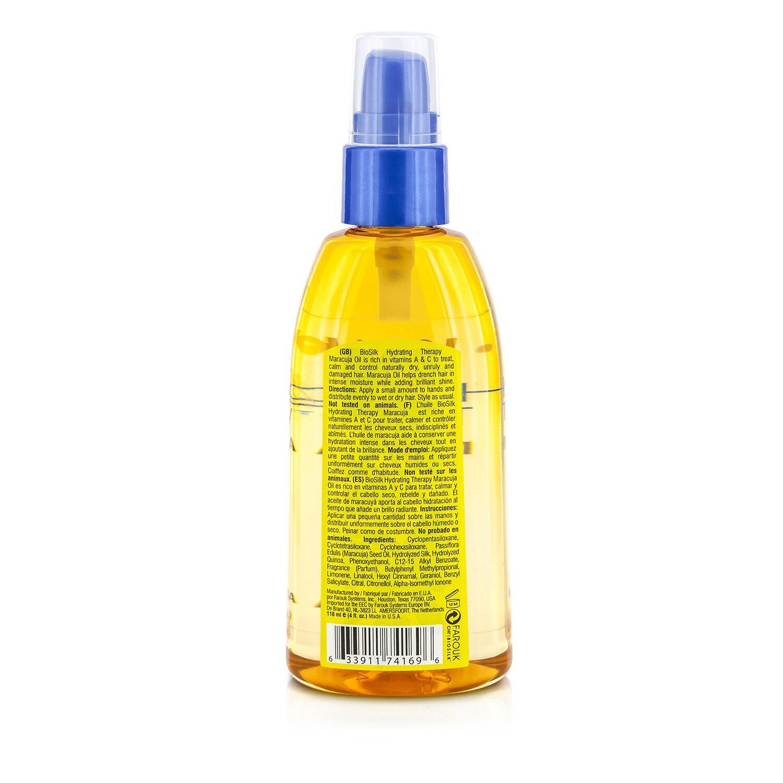 絲洛比 BioSilk - 補水修復西番蓮精油 Hydrating Therapy Maracuja Oil