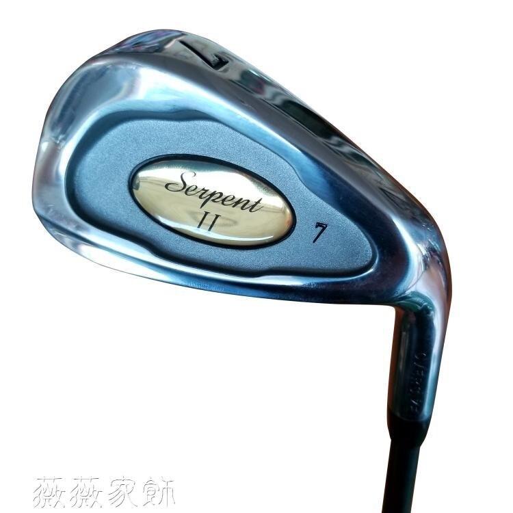 [快速出貨]高爾夫球桿 高爾夫球桿男士單支鐵桿3號4號5號6號7號8號9號鐵P桿S桿清倉 七色堇 新年春節送禮