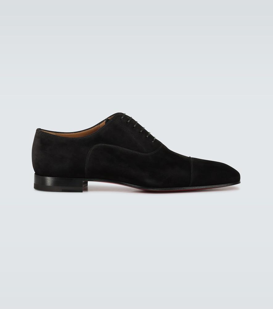 Greggo suede derby shoes