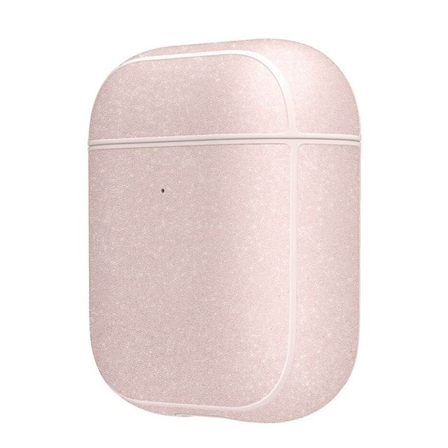 【Incase】Metallic Case 系列 AirPods 1/2代專用 金屬質感收納保護殼 (玫瑰粉)