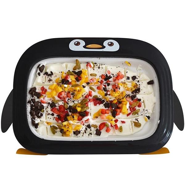 炒冰機 炒酸奶機家用小型兒童自制迷你炒冰機網紅抄免插電-享家