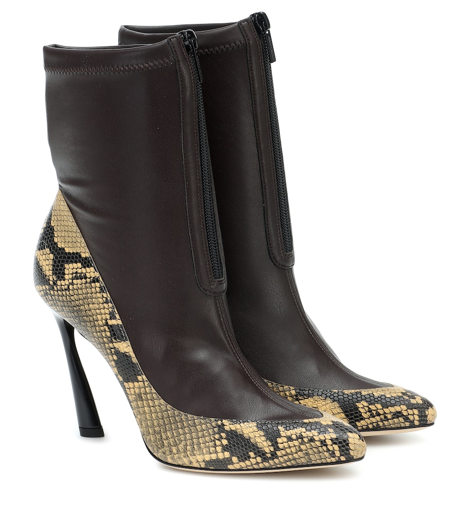 Brax leather ankle boots