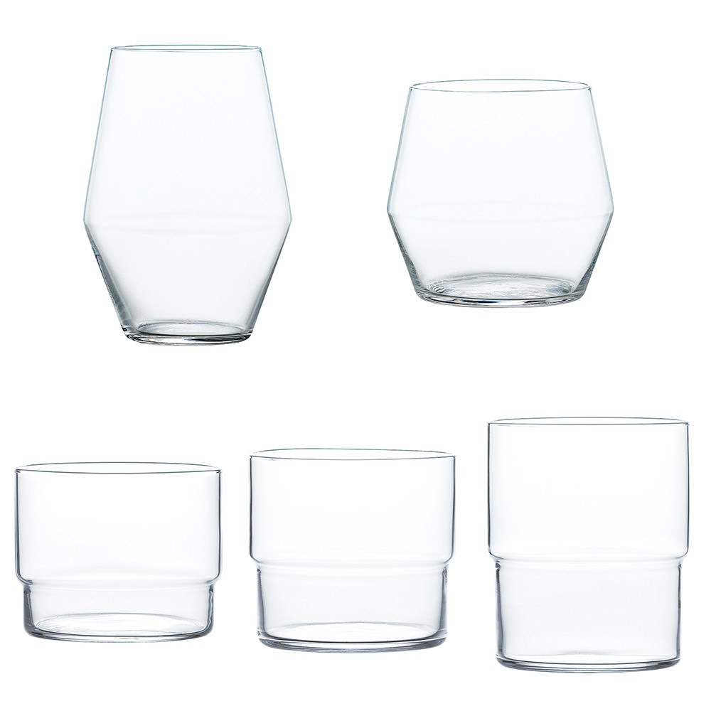 【日本TOYO-SASAKI】Fino系列-共5款《拾光玻璃》玻璃杯 薄口玻璃 水杯 酒杯
