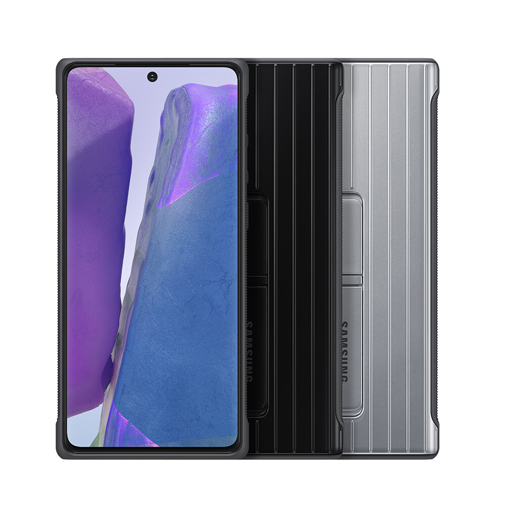 samsung galaxy note20 原廠立架式保護皮套 (公司貨-盒裝)