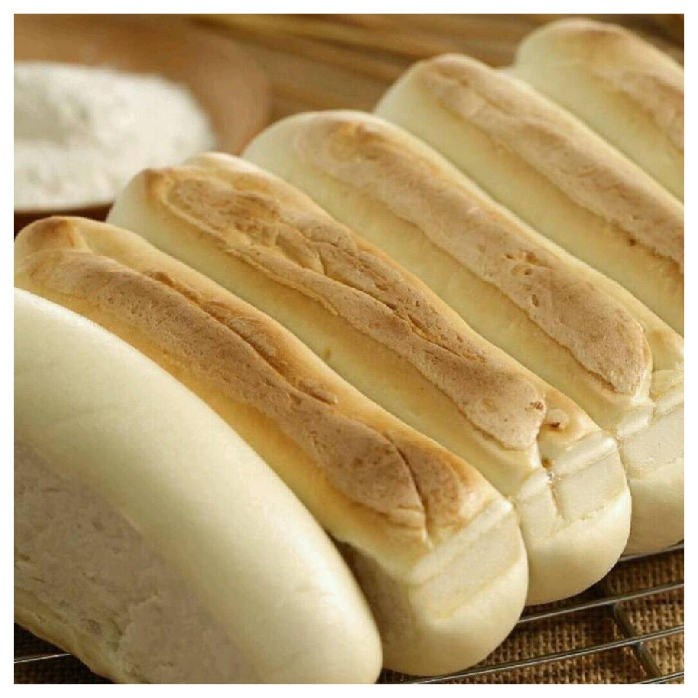 【老明石山東老麵饅頭】羊角烤饅頭5入 / 包