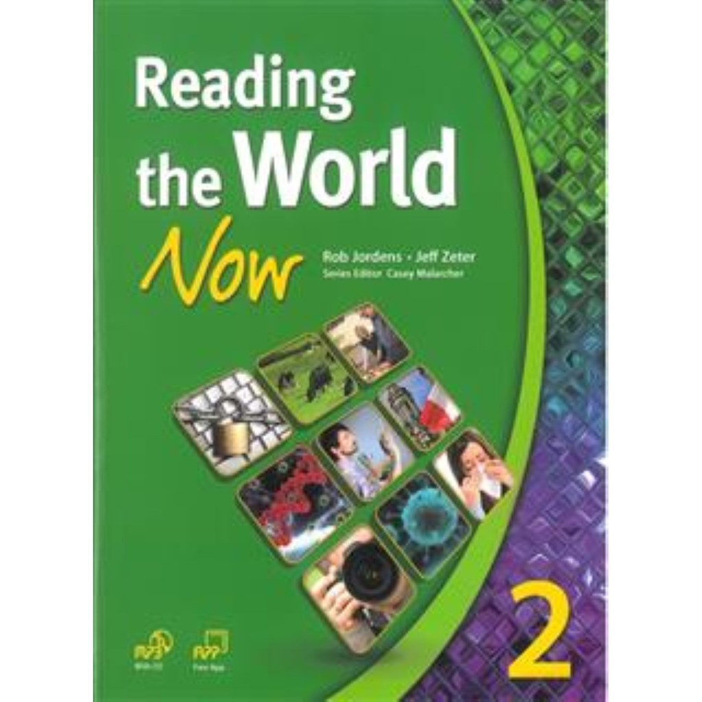 Reading the World Now 2 (with CD)(English Version)