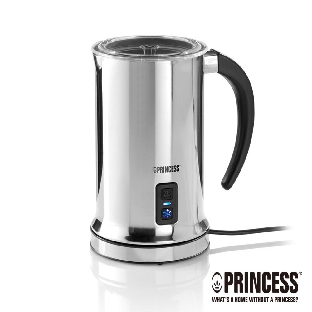 PRINCESS荷蘭公主 自動冰熱奶泡壺/奶泡機 243000 +送I PHONE4大師版紀念款保護殼