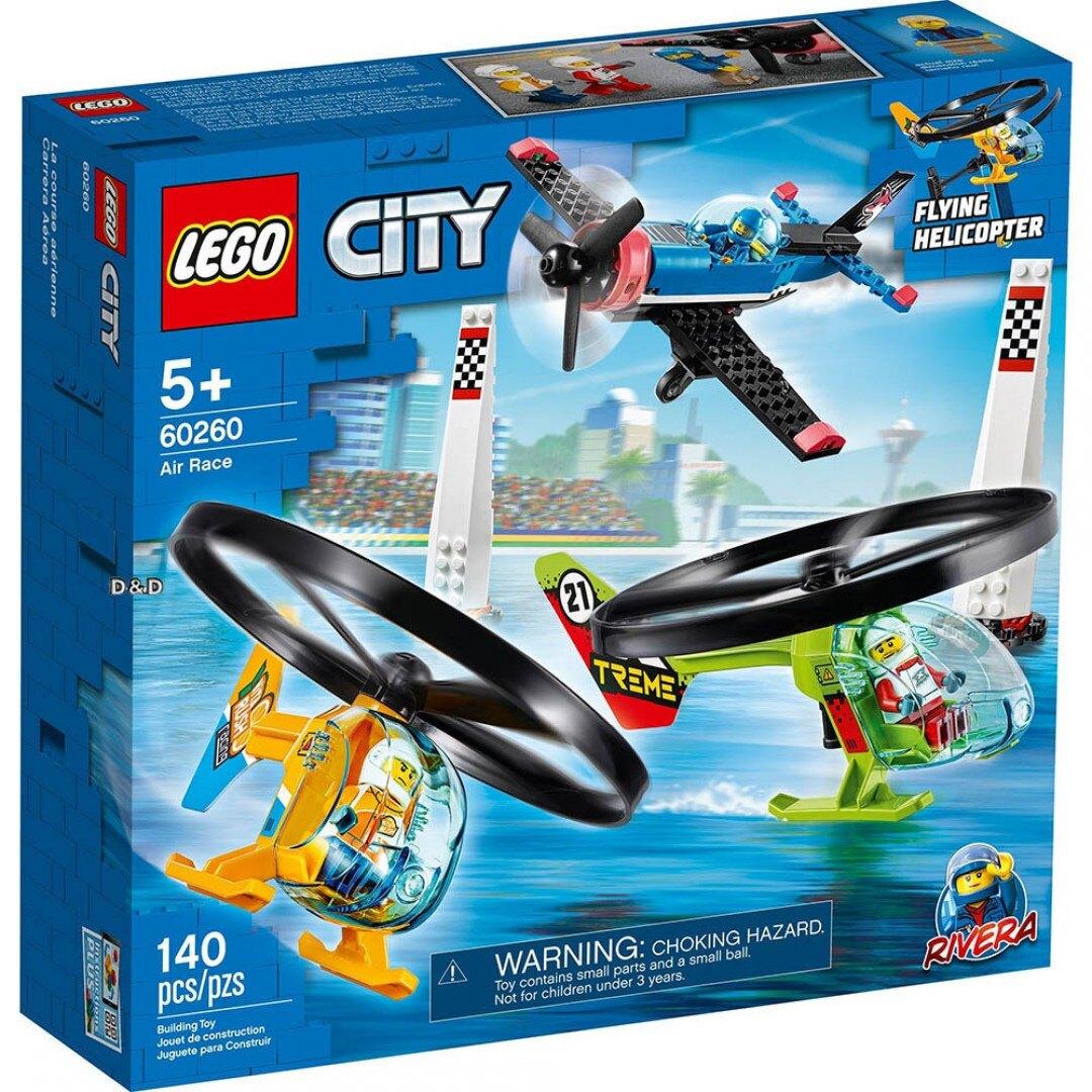 樂高LEGO 60260   City城市系列 空中競技飛行賽