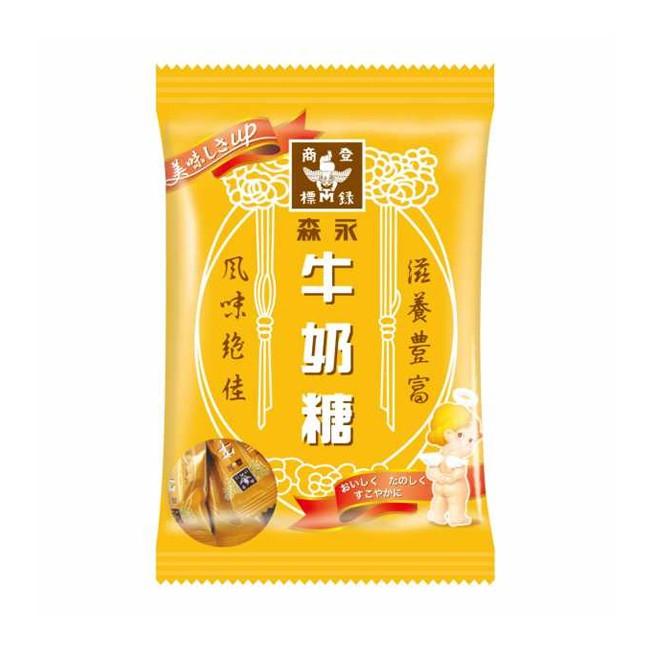 森永牛奶糖袋裝(原味)110g【寶雅】