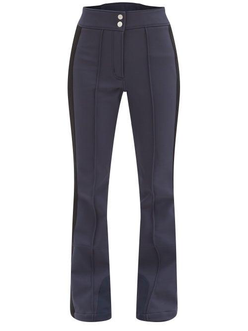 Toni Sailer - Luella Side-stripe Technical Ski Trousers - Womens - Navy