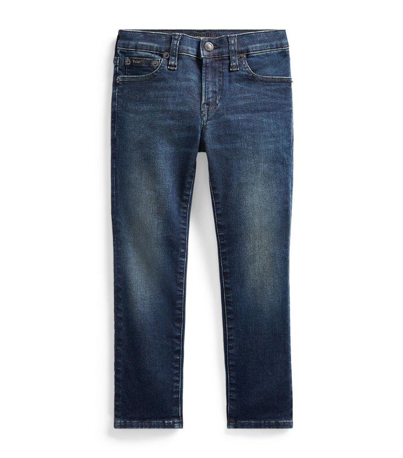 Ralph Lauren Kids Five-Pocket Jeans (2-4 Years)
