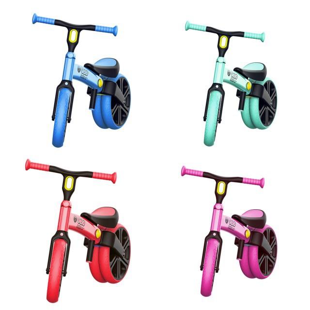 Holiway 哈樂維 YVolution Velo Junior Refresh 平衡滑步車-清新款