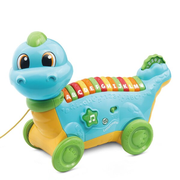 美國 LeapFrog跳跳蛙 ABC小恐龍