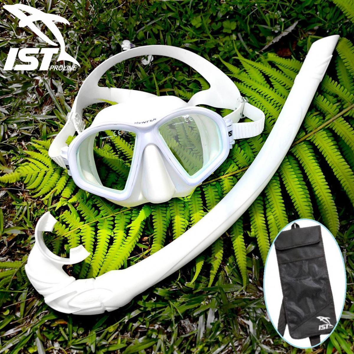 CS36 - HUNTER自由潛水新手套組 - 加贈環保網袋