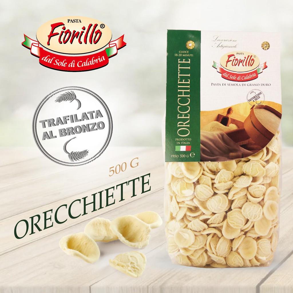 FIORILLO - Orecchiette 貓耳朵形義大利麵 500g