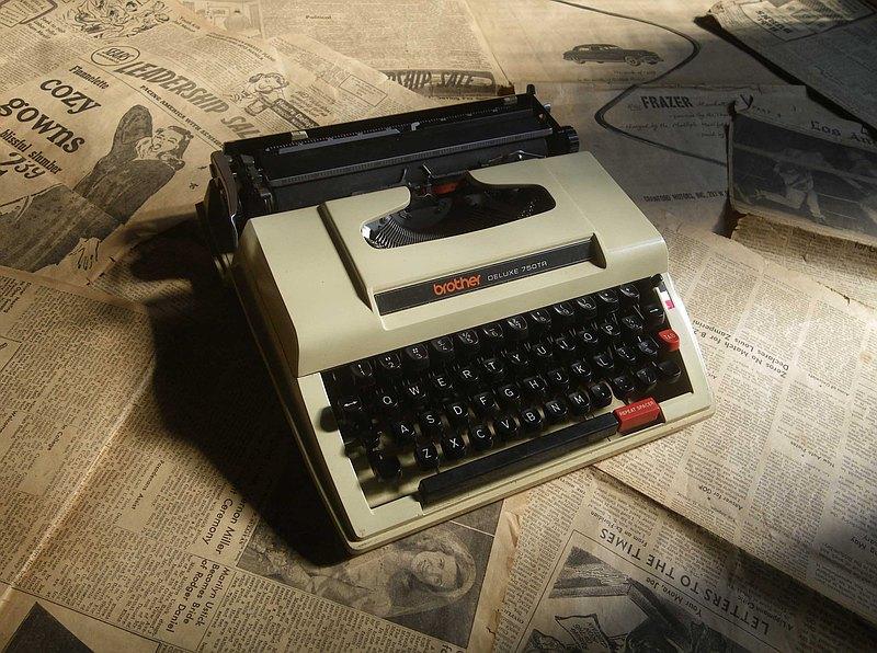 【老時光 OLD-TIME】早期日本製打字機#W-4