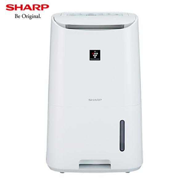 【SHARP 夏普】6L 除濕機 DW-H6HT-W 多重安全保護裝置