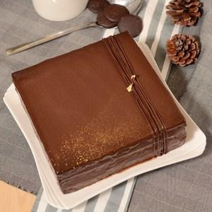 艾波索【巧克力黑金磚方形】蘋果日報評比雙冠軍 頂級72%比利時巧克力