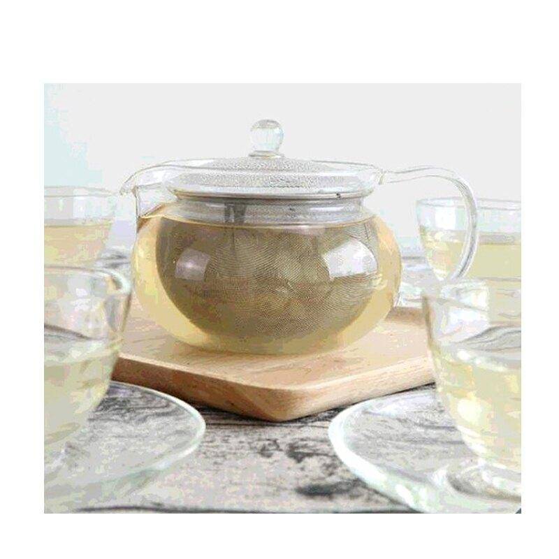 [COSCO代購] W115374 Hario 玻璃茶具組六人份杯組及一組玻璃壺