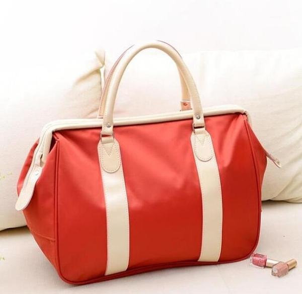 旅行包女手提包大容量行李包短途女旅游包出差登機包韓版潮旅行袋 向日葵