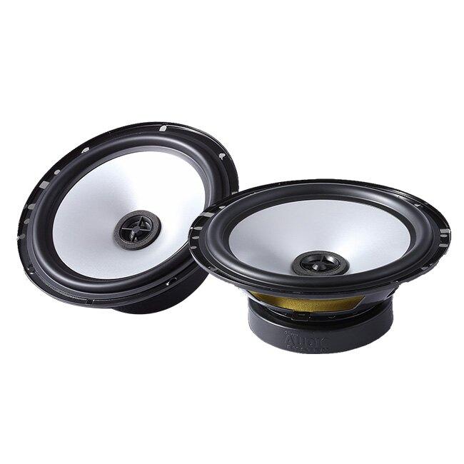 義大利 AUDIO SYSTEM AS650 6.5吋同軸喇叭【禾笙科技】