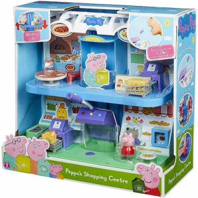Peppa Pig 粉紅豬小妹 - 豪華購物遊樂場