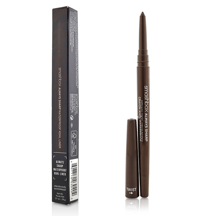 SMASHBOX - 防水免削眼線筆Always Sharp Waterproof Kohl Liner