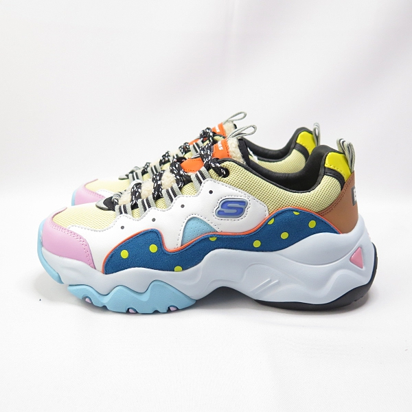 Skechers D LITE 3.0 X BT21聯名款 老爹鞋 女款 13386MULT 【iSport愛運動】