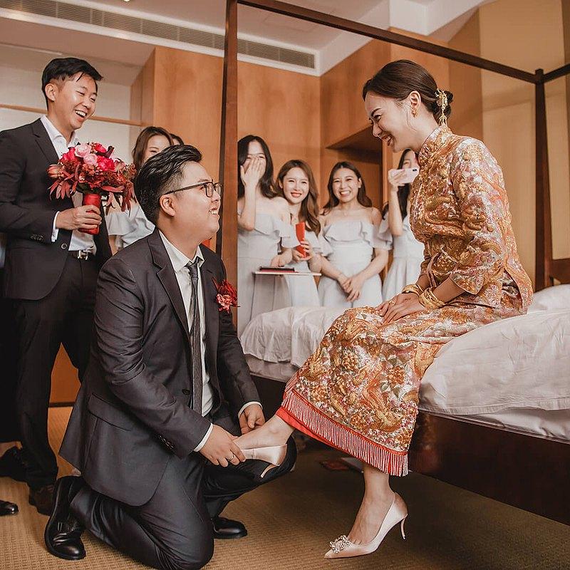 教你婚禮籌備│我愛婚禮禮俗 : 不再為禮俗頭痛了 !