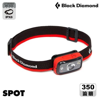 Black Diamond Spot 高防水頭燈 620659 / 橘紅色