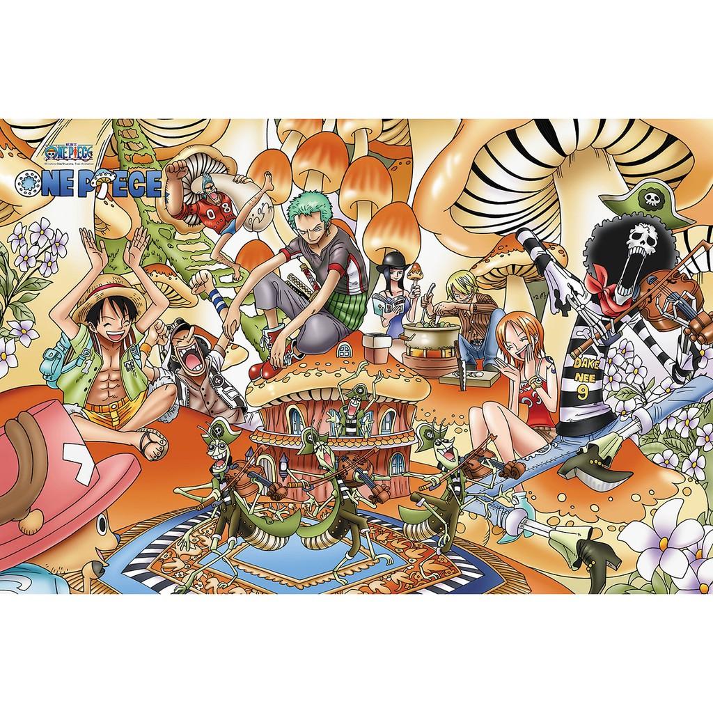 拼圖總動員 航海王 四季之秋 1000P 海賊王 One Piece