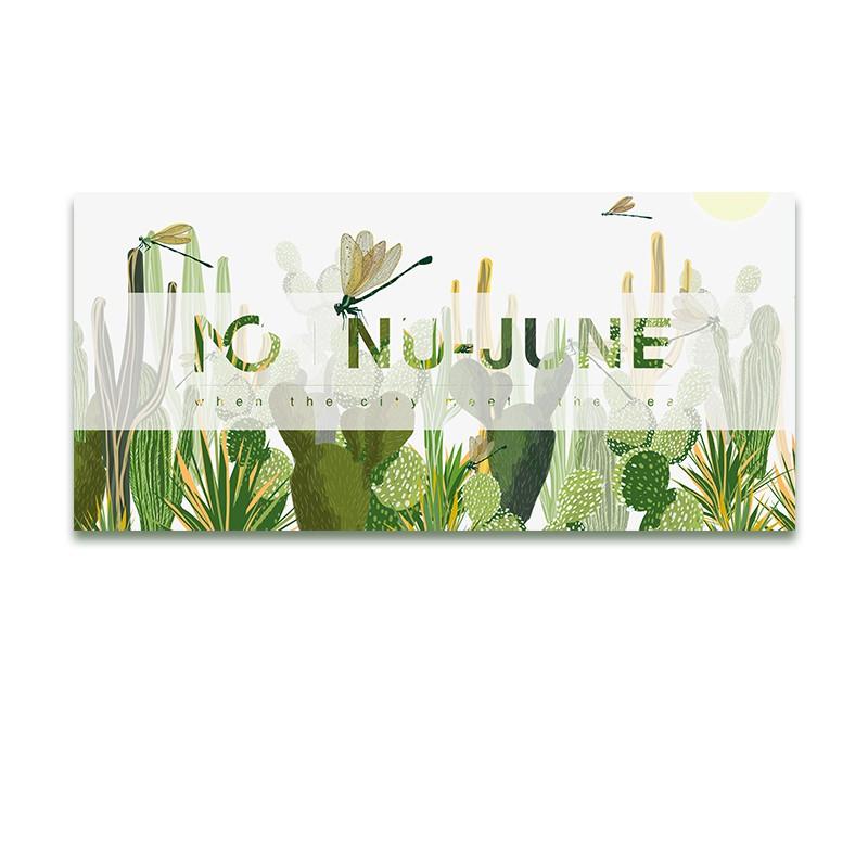【Nu-June】【沙灘巾-西部叢林】 時尚 速乾 好收納