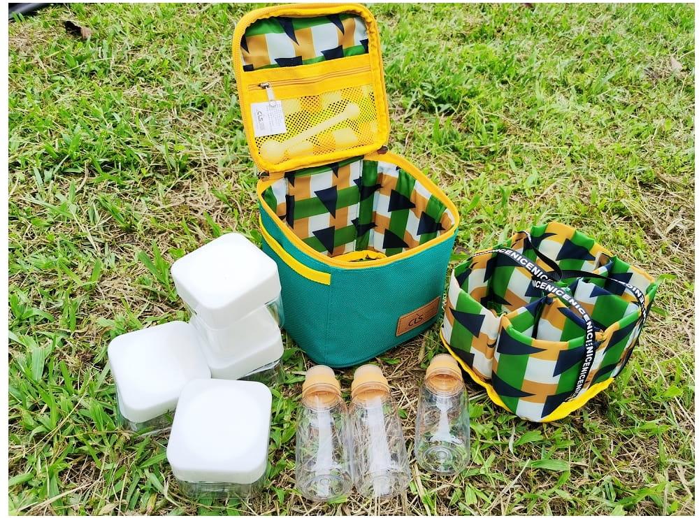 CLS戶外調料瓶套裝 廚房調料盒組合