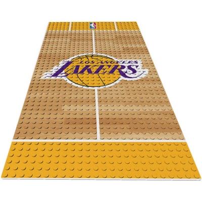 OYO Sports NBA 球場地板 湖人隊