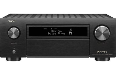 DENON AVR-X6500H 11.2聲道 環繞擴大機 (Polk Audio Monitor Dali)