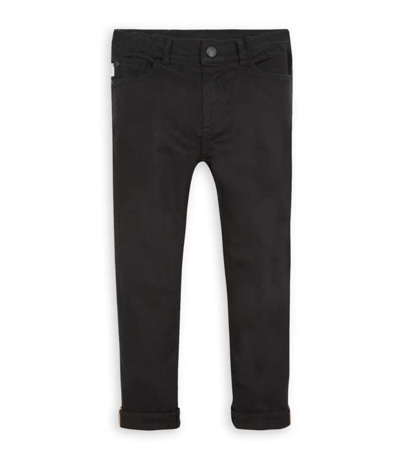 Paul Smith Junior Barbe Turned-Up Cuffs Trousers (3-16 Years)