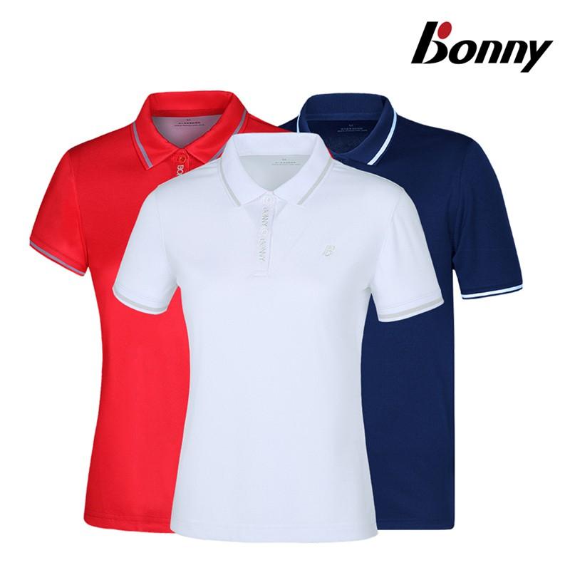 【Bonny】波力風尚休閒女款POLO衫
