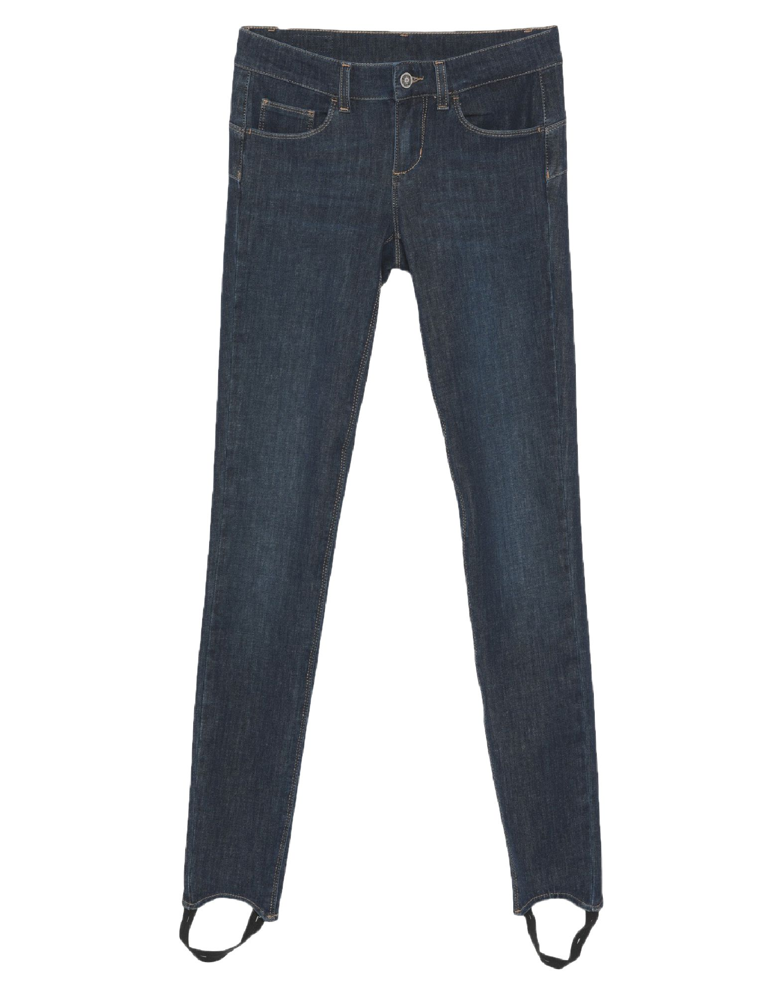 LIU JO Denim pants - Item 42807003
