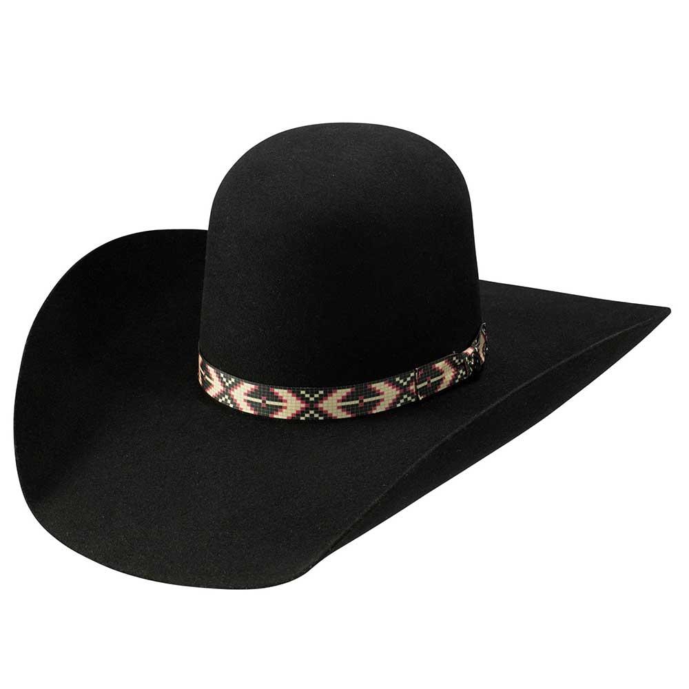 Resistol HOOey Roughneck - (4X) Wool Cowboy Hat