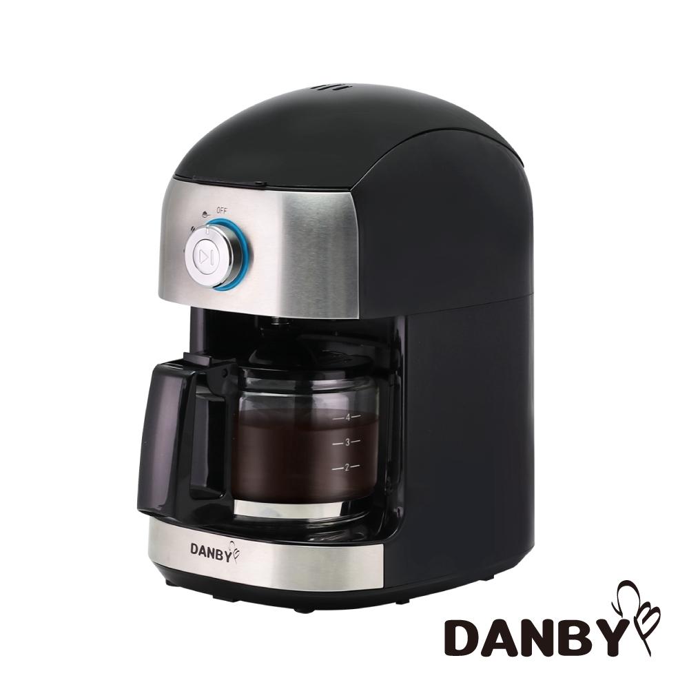 丹比DANBY 全自動磨豆咖啡機 DB-403CM