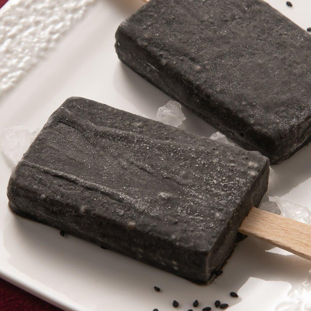 芝麻冰棒 80克/根 古早味/甜點/純天然食材/無添加