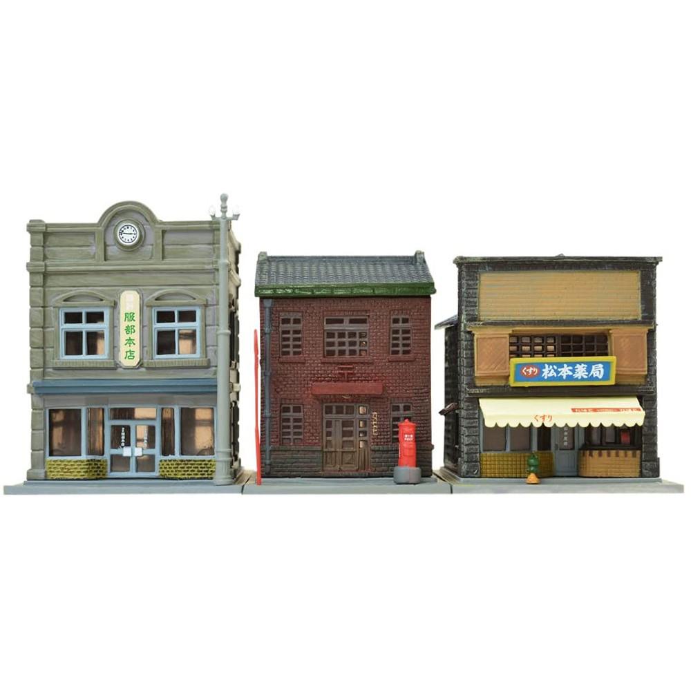 TOMYTEC 珠寶店/郵局/藥店