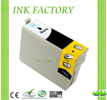 【INK FACTORY】EPSON T103150 / 103XL /NO.103 高印量黑色相容墨水匣 TX550W / TX600FW / TX610FW