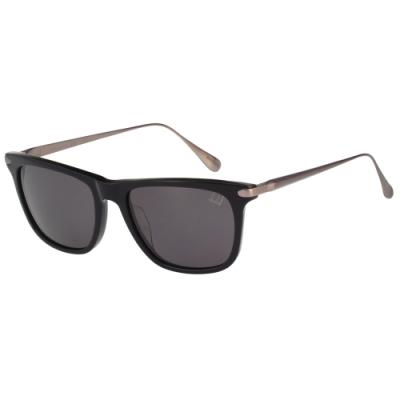 Dunhill 偏光 純鈦 太陽眼鏡 (黑色)SDH018-700P